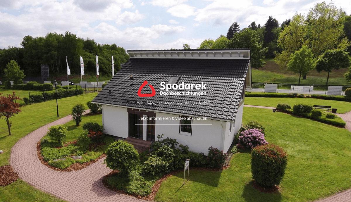 Dachbeschichtungen Leonberg - Spodarek: Dachsanierungen, Dachreinigungen, Dachdecker Alternative