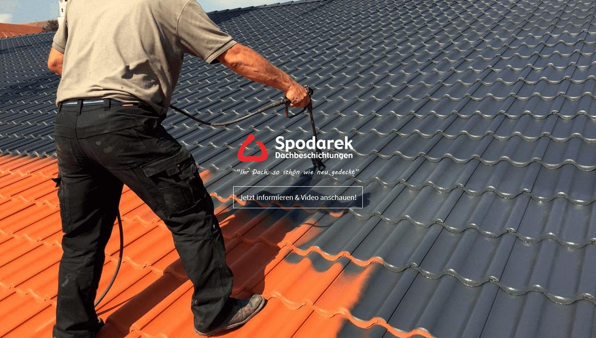 Dachbeschichtung für Ludwigshafen (Rhein) - Spodarek: Dachsanierungen, Dachreinigungen, Dachdecker Alternative