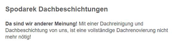 Dachreinigungen für 67059 Ludwigshafen (Rhein) - Edigheim, Rheingönheim, Pfingstweide, Mundenheim, Mitte, Maudach oder Oppau, Oggersheim, Notwende